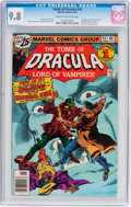 Bronze Age (1970-1979):Horror, Tomb of Dracula #45 (Marvel, 1976) CGC NM/MT 9.8 Cream to off-whitepages....