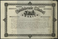 Confederate Notes:Group Lots, Ball 342 Criswell 161 No Denomination 1864 Bond Fine.. ...
