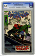 Bronze Age (1970-1979):Superhero, The Amazing Spider-Man #90 (Marvel, 1970) CGC NM+ 9.6 Off-white pages. No copy of this issue has been graded higher than thi...