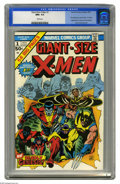 Bronze Age (1970-1979):Superhero, Giant-Size X-Men #1 (Marvel, 1975) CGC NM+ 9.6 White pages. Theimpact of this issue was really remarkable, considering that...