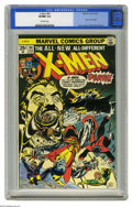 Bronze Age (1970-1979):Superhero, X-Men #94 (Marvel, 1975) CGC VF/NM 9.0 Off-white pages. Fresh fromtheir debut in Giant-Size X-Men #1, the new X-Men mad...