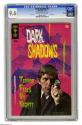 Bronze Age (1970-1979):Horror, Dark Shadows #7 File Copy (Gold Key, 1970) CGC NM+ 9.6 Off-whitepages. Jonathan Frid, as television's favorite 200-year-old...