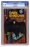 Bronze Age (1970-1979):Horror, Dark Shadows #8 (Gold Key, 1971) CGC NM/MT 9.8 Off-white pages. JoeCerta art. Overstreet 2005 NM- 9.2 value = $80. CGC cens...