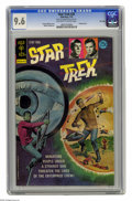 Bronze Age (1970-1979):Science Fiction, Star Trek #25 File Copy (Gold Key, 1974) CGC NM+ 9.6 Off-white to white pages. A gorgeous George Wilson painted cover kicks ...