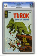 Silver Age (1956-1969):Adventure, Turok Son of Stone #63 File Copy (Gold Key, 1968) CGC NM+ 9.6 Off-white pages. Line drawn cover by Alberto Giolitti. Overstr...