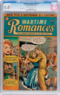 Golden Age (1938-1955):Romance, Wartime Romances #10 (St. John, 1952) CGC FN 6.0 Off-white to whitepages....