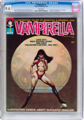 Magazines:Horror, Vampirella #1 (Warren, 1969) CGC NM+ 9.6 White pages....