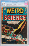 Golden Age (1938-1955):Science Fiction, Weird Science #5 (EC, 1951) CGC FN 6.0 Off-white pages....