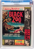 Magazines:Horror, Horror Monsters Presents Black Zoo #1 (Charlton, 1963) CGC FN- 5.5 Cream to off-white pages....