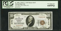 National Bank Notes, Albion, NE - $10 1929 Ty. 1 The Albion NB Ch. # 4173. ...