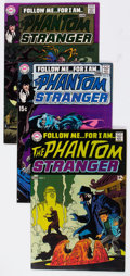 Bronze Age (1970-1979):Horror, The Phantom Stranger Near-Complete Series Group (DC, 1969-76)Condition: Average FN.... (Total: 40 Comic Books)