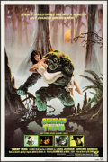 "Movie Posters:Horror, Swamp Thing (Embassy, 1982). One Sheet (27"" X 41"") Richard HescoxArtwork. Horror.. ..."