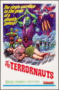 """Movie Posters:Science Fiction, The Terrornauts (Embassy, 1967). One Sheet (27"""" X 41""""). Science Fiction.. ..."""