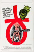 """Movie Posters:Horror, The Witchmaker & Other Lot (Excelsior, 1969). One Sheets (27"""" X41""""). Horror.. ... (Total: 2 Items)"""