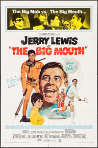 """The Big Mouth & Other Lot (Columbia, 1967). One Sheets (2) (27"""" X 41""""). Comedy. ... (Total: 2 Items)"""