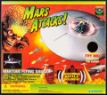 """Movie Posters:Science Fiction, Mars Attacks! Flying Saucer (Trendmasters, 1996). CollectableFigure in Original Packaging (12"""" X 10.75"""" X 2.5""""). Science Fi..."""