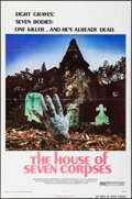 "Movie Posters:Horror, The House of Seven Corpses & Other Lot (InternationalAmusement, 1974). One Sheets (2) (27"" X 41""). Horror.. ... (Total:2 Items)"
