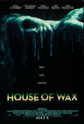 "Movie Posters:Horror, House of Wax & Other Lot (Warner Brothers, 2005). One Sheets(2) (27"" X 41"") DS Advance. Horror.. ... (Total: 2 Items)"
