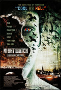 "Movie Posters:Horror, Night Watch & Other Lot (Fox Searchlight, 2005). One Sheets (2)(27"" X 40"", 26.75"" X 39.75"") DS Advance. Horror.. ... (Total: 2Items)"