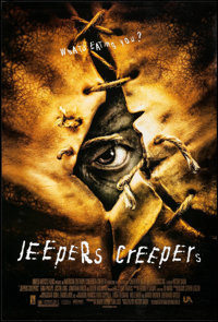 """Jeepers Creepers & Other Lot (United Artists, 2001). One Sheets (2) (27"""" X 40"""") DS. Horror. ... (Total..."""