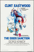 """Movie Posters:Action, The Eiger Sanction (Universal, 1975). One Sheet (27"""" X 41"""") John Alvin Artwork. Action.. ..."""