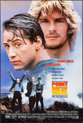 """Movie Posters:Action, Point Break & Other Lot (20th Century Fox, 1991). One Sheets (2) (27"""" X 40"""") DS. Action.. ... (Total: 2 Items)"""