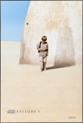 """Movie Posters:Science Fiction, Star Wars: Episode I - The Phantom Menace (20th Century Fox, 1999).One Sheet (27"""" X 39.25"""") DS Style A Advance. Science Fic..."""