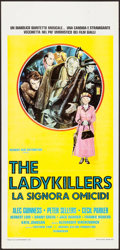 "Movie Posters:Comedy, The Ladykillers (Academy Film, R-1977). Folded, Very Fine-. Italian Locandina (13"" X 27.75""). Comedy.. ..."
