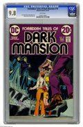 Bronze Age (1970-1979):Horror, Forbidden Tales of Dark Mansion #10 (DC, 1973) CGC NM/MT 9.8 Whitepages. Nick Cardy cover. Mike Kaluta and Alfredo Alcala a...
