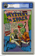 Silver Age (1956-1969):Science Fiction, Mystery in Space #101 Pacific Coast pedigree (DC, 1965) CGC NM+ 9.6Off-white to white pages. Although the great Gil Kane co...