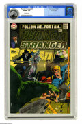 Silver Age (1956-1969):Horror, The Phantom Stranger #3 Pacific Coast pedigree (DC, 1969) CGC VF/NM9.0 Off-white pages. Neal Adams cover. Bill Draut art. O...