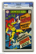 Silver Age (1956-1969):Superhero, Showcase #73 The Creeper - Oakland pedigree (DC, 1968) CGC NM/MT 9.8 Off-white to white pages. This is quite simply the best...