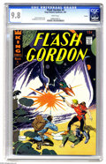Silver Age (1956-1969):Science Fiction, Flash Gordon #4 Curator pedigree (King Features Syndicate, 1967)CGC NM/MT 9.8 White pages. When science fiction was the sub...