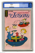 Bronze Age (1970-1979):Cartoon Character, Jetsons, The #33 (Gold Key, 1970) CGC NM 9.4 White pages.Overstreet 2005 NM- 9.2 value = $80. CGC census 6/05: 1 in 9.4,no...