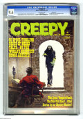 Magazines:Horror, Creepy #3 Pacific Coast pedigree (Warren, 1965) CGC NM+ 9.6 Off-white pages. Cover by Frank Frazetta. Art by Jack Davis, Ang...