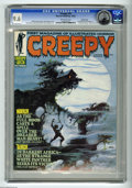 Magazines:Horror, Creepy #23 Pacific Coast pedigree (Warren, 1968) CGC NM+ 9.6 Off-white pages. Tom Sutton cover. Sutton, Alex Toth, and Angel...