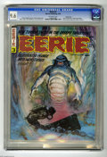 """Magazines:Horror, Eerie #3 Pacific Coast pedigree (Warren, 1966) CGC NM+ 9.6 Off-white pages. The """"Dear Cousin Eerie"""" letters page debuts in t..."""