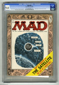 """Magazines:Mad, Mad #26 (EC, 1955) CGC VF/NM 9.0 cream to off-white pages. Includes a """"Seven Year Itch"""" parody and Ernie Kovacs text story. ..."""