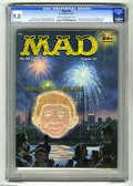 Magazines:Mad, Mad #34 (EC, 1957) CGC VF/NM 9.0 Cream to off-white pages. Thisissue includes a parody of Seduction of the Innocent aut...