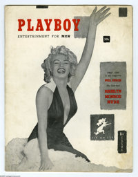 Playboy #1 (HMH Publishing, 1953) Condition: VG. The premiere issue of the magazine that would revolutionize the men's m...