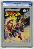Magazines:Superhero, Spectacular Spider-Man #2 (Marvel, 1968) CGC NM/MT 9.8 Off-white towhite pages. Here's a near-flawless gem copy of the shor...