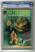 Magazines:Horror, Vampirella #29 Pacific Coast pedigree (Warren, 1973) CGC NM 9.4 Off-white pages. Cover by Enrich Torres; frontispiece by Bil...