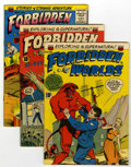 Golden Age (1938-1955):Horror, Forbidden Worlds Group (ACG, 1954-60) Condition: Average FN/VF....(Total: 8 Comic Books)