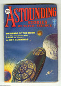 Pulps:Science Fiction, Astounding Stories Mar 1930 (V1#3) (Street & Smith, 1930)Condition: FN/VF. Impressive condition and the third issue of ani...