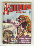 Pulps:Science Fiction, Astounding Stories May 1931 (V6#2) (Street & Smith, 1931)Condition: VG/FN. If you like giant bug-eyed spider-aliens, thent...