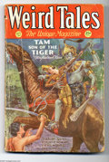 Pulps:Horror, Weird Tales (Pulp) Group (Popular Fiction, 1931-40). Here is agreat group of five Weird Tales pulps. Included are the S... (5items)