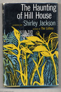 """Books:First Editions, Shirley Jackson -- """"The Haunting of Hill House,"""" First Edition(Viking Press, 1959). Certainly one of Shirley Jackson's best..."""