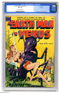 Golden Age (1938-1955):Science Fiction, An Earth Man on Venus #nn (Avon, 1951) CGC VF+ 8.5 Cream tooff-white pages. This science fiction one-shot boasts interior a...(1 Comic Books)