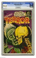 Golden Age (1938-1955):Horror, Beware Terror Tales #6 Crowley Copy pedigree (Fawcett, 1953) CGCNM- 9.2 Off-white to white pages. This pre-Code horror comi...