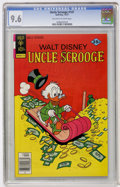 Bronze Age (1970-1979):Cartoon Character, Uncle Scrooge #147 (Gold Key, 1977) CGC NM+ 9.6 Off-white to whitepages....